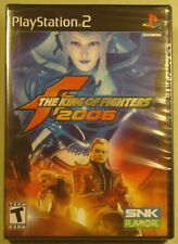 King of Fighters 2006 (Sony PlayStation 2, 2006) new sealed