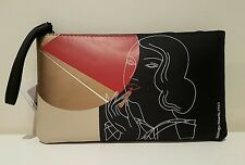 Shiseido Heritage Cosmetic Bag / Wash Bag (Limited Edition) - Authentic