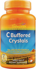 Buffered Vitamina C 3000 MG DI CRISTALLI PH bilanciato Formula-Thompson - 4oz 114g