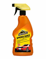 Armor All Speed Wax spray 500 ml Auto Polissage Entretien Voiture kermesse