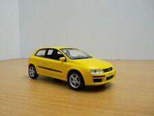 FIAT STILO jaune Genet 1/43