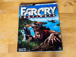 Far Cry Instincts Official Strategy Guide for Xbox by Bradygames