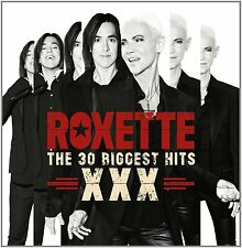 ROXETTE XXX THE 30 BIGGEST HITS CD ALBUM SET (2015) (GREATEST HITS)