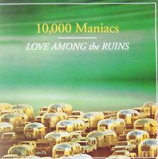 Love Among the Ruins by 000 Maniacs 10 (CD, Jun-1997, Geffen)