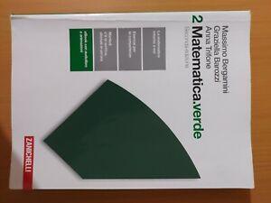 Libro Matematica.verde 2 Seconda edizioneZanichelli
