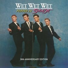 Wet Wet Wet - Popped in Souled Out - New 4CD/1DVD Box Set - Pre Order - 22/9