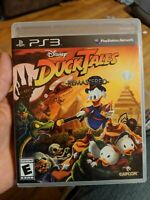 DuckTales: Remastered (Sony PlayStation 3, 2013) no manual