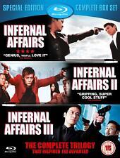 Infernal Affairs Trilogy [Blu-Ray]