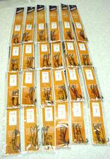 Jorgensen 254 Snelled Carlisle Hooks - 24 pks / 6 per pack - Size 2