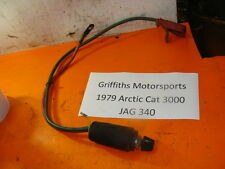 79 80 Arctic cat 3000 340 JAG Trail IGNITION KEY SWITCH ELECTRIC START CABLES
