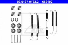 Zubehörsatz, Bremsbacken für Bremsanlage Hinterachse ATE 03.0137-9192.2