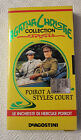 CS17> FILM VHS AGATHA CHRISTIE COLLECTION POIROT A STYLES COURT