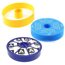 Washable Pre & Post Motor Allergy HEPA Filter for Dyson DC19 DC20 DC29 Vacuum