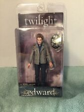 "NEW Edward Cullen 7"" Action Figure TWILIGHT Robert Pattinson 2008"
