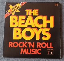 The Beach Boys, rock'n' roll music / the TM song, SP - 45 tours