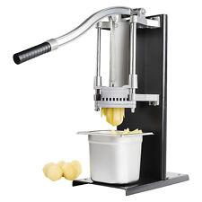 Gemüseschneider Kartoffelschneider Pommes Pommesschneider Obstschneider 5 Messer