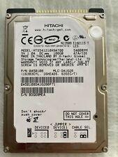 """DISCO DURO 2.5 """" HITACHI HTS541210H9AT00 IDE ATA 5400 rpm 100GB"""