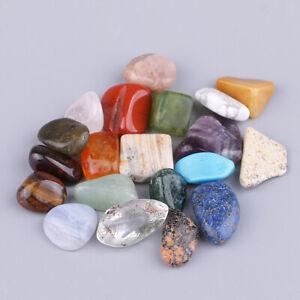 Campioni di pietre preziose lucidate cristallo naturale del diaspro
