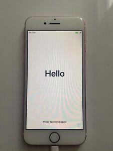 Apple iPhone 7 - 128GB - Rose Gold A1660 (CDMA + GSM)