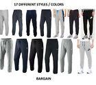 Men's Nike Fleece Tracksuit Jogging Pants/Pant Bottoms Joggers Trackies New