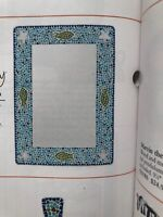 Roma Downey Sea Mosaic Mirror Vintage Home Interiors & Gifts