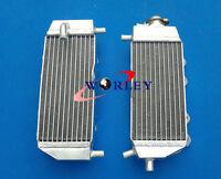 Aluminum radiator FOR Yamaha YZ125 YZ 125 2005-2014 2006 2007 2008 2009 2010 11