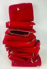 NEW! 30 x Estee Lauder Big Red Cosmetic Makeup Bags