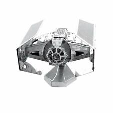 Star Wars Darth Vader Tie Adv. X1 Starfighter Metal Earth Model Kit Fascinations