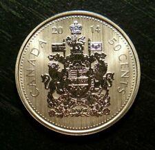 RARE! CANADA 2014 50 CENTS *SPECIMEN* - FROM RCM SET