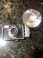 Vintage Kodak Signet 40 Camera Kit With Kodalite Super M-40 Flashholder 35mm