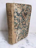 l'énéide , de Virgile J.Delille Tome Premier Didier Libraire 1834