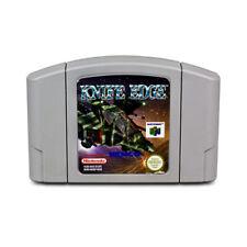 N64 Game Knife Edge