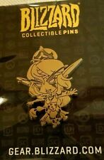 SDCC 2016 Blizzard Exclusive Cute But Deadly Series 2 Gold Tyrande Pin