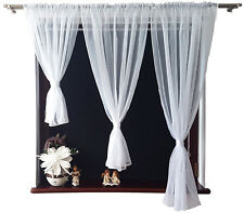 Ready made Net curtains / Voiles / Voile / Firany / Firanki / 012