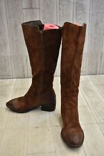 Born Fannar Knee High Boot - Women's Size 7M - Rust