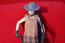 The Walking Dead - Color Clean Poncho Andrea Action Figure - CHEAP