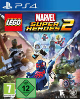PS4 LEGO Marvel Super Heroes 2 NEU&OVP Playstation 4
