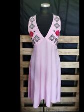 Vestido señora túnica Odd Molly-talla 1 = 36-nuevo rosa multicolor clase estado