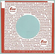 SUE REPRODUCTION RECORD COMPANY SLEEVES - (pack of 10)