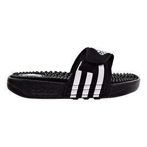 Adidas Adissage K Little Kids (PS) Slides Black/Running White 078285