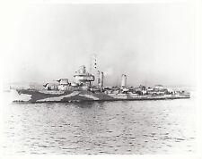 USS KEARNY (DD-432) ~ WORLD WAR ll DESTROYER ~ US NAVY PHOTO ~ c. - 1942