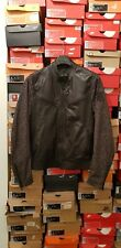 Belstaff leather jacket bnwt medium