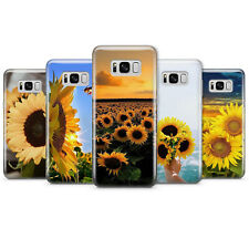 Sunflowers, beautiful Phone case cover fits for Samsung S8/10/20 A20/40/50/70