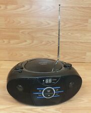 Jensen (CD-560) Portable Compact Disc (CD) Player w/ AM/FM Radio & Bluetooth