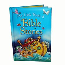 My Little Book of Bible Stories - Padded Hardback Children's Book