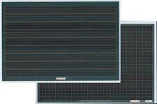 Flex Tafel Kunststofftafel 1/9 karriert / liniert Schultafel 1. Schuljahr Rheita