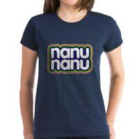 CafePress Nanu Nanu T Shirt Women's Cotton T-Shirt (1351329988)