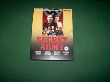 SECRET ARMY THE COMPLETE SECOND SERIES BBC DVD BOX SET.4 DISC SET.