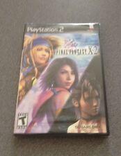 Final Fantasy X-2  DVD-ROM NEW  PlayStation 2  PS2