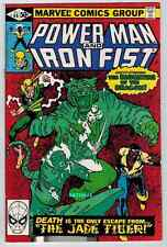 1980 POWER MAN AND IRON FIST #66 2ND APP SABRETOOTH (WOLVERINE) FRANK MILLER ART